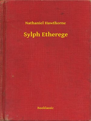 cover image of Sylph Etherege