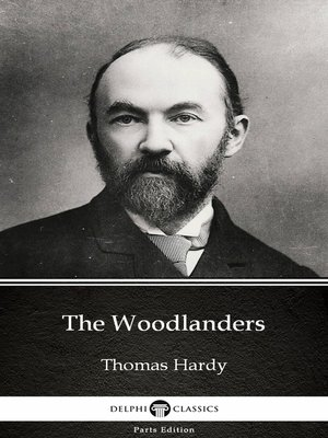 cover image of The Woodlanders by Thomas Hardy