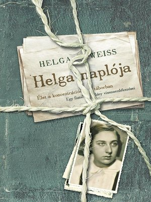 cover image of Helga naplója