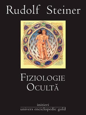 cover image of Fiziologie ocultă