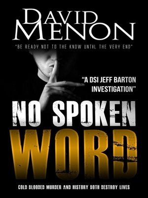 cover image of No Spoken Word
