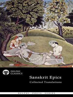 cover image of Delphi Collected Sanskrit Epics (Illustrated)