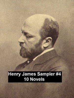 cover image of Henry James Sampler #4