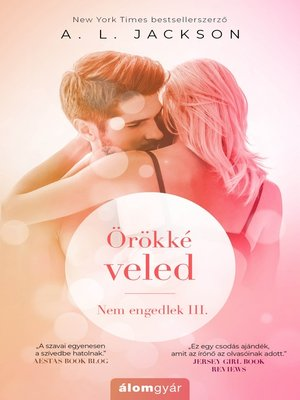 cover image of Örökké veled