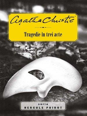 cover image of Tragedie în trei acte