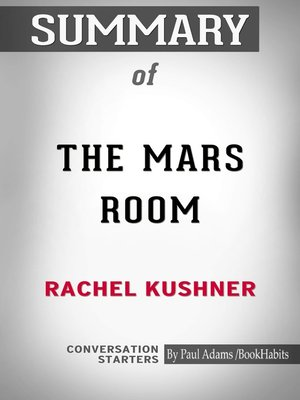 cover image of Summary of The Mars Room: A Novel