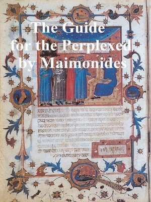 cover image of The Guide for the Perplexed
