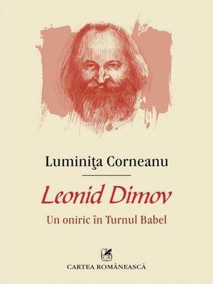 cover image of Leonid Dimov
