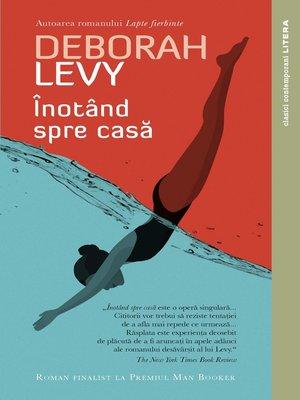 cover image of Înotând spre casă