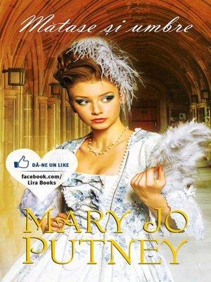 cover image of Mătase și umbre