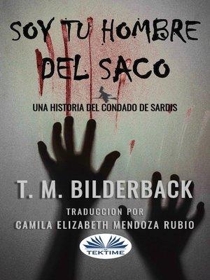 cover image of Soy Tu Hombre Del Saco
