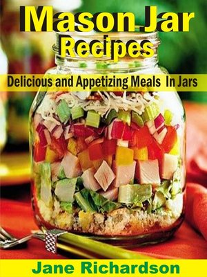 cover image of Mason Jar Recipes