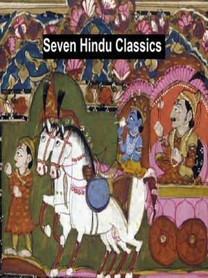cover image of Seven Hindu Classics
