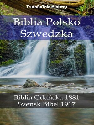 cover image of Biblia Polsko Szwedzka