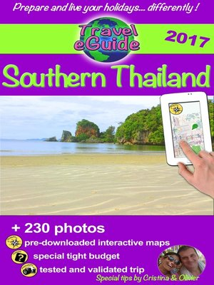 cover image of Travel eGuide: Southern Thailand