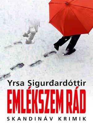 cover image of Emlékszem rád