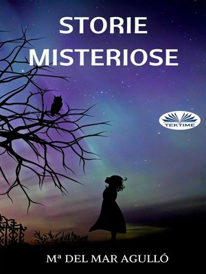 cover image of Storie Misteriose
