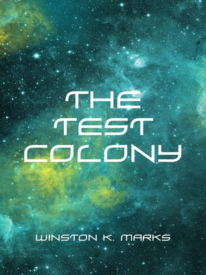 cover image of The Test Colony