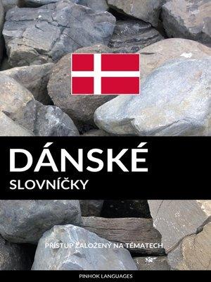 cover image of Dánské Slovníčky