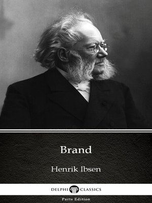 cover image of Brand by Henrik Ibsen