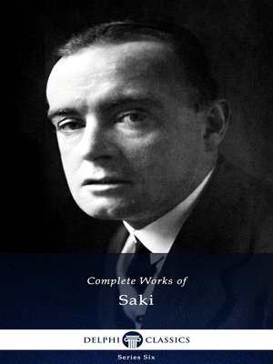 cover image of Delphi Complete Works of Saki