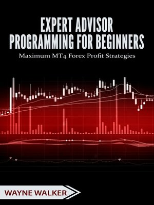 cover image of Expert Advisor Programming for Beginners