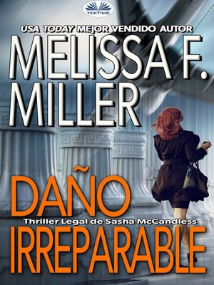 cover image of Daño Irreparable