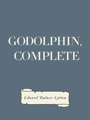 cover image of Godolphin, Complete