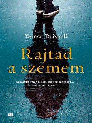cover image of Rajtad a szemem