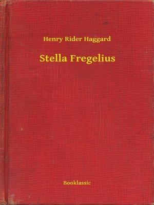 cover image of Stella Fregelius