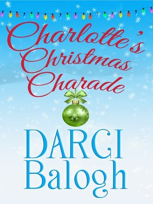 cover image of Charlotte's Christmas Charade