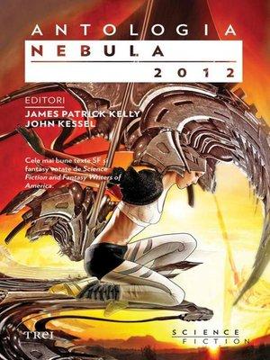 cover image of Antologia Nebula 2012