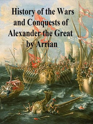 cover image of History of the Wars and Conquests of Alexander the Great