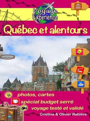 cover image of Québec et alentours
