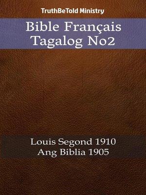 cover image of Bible Français Tagalog No2