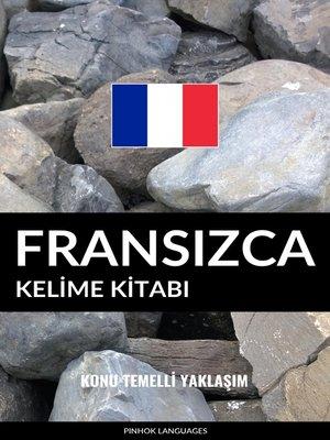 cover image of Fransızca Kelime Kitabı