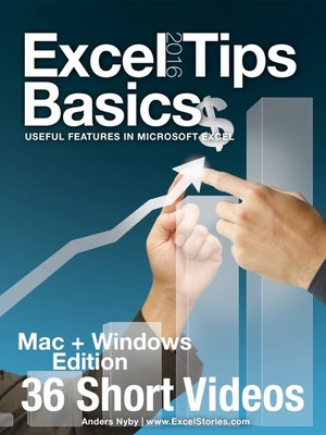 cover image of Excel 2016 Tips – Basics