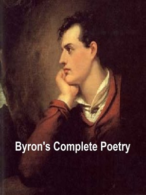 cover image of Byron's Complete Poetry