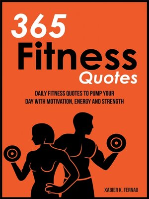 cover image of 365 Fitness Quotes