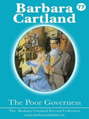 cover image of The Poor Governess