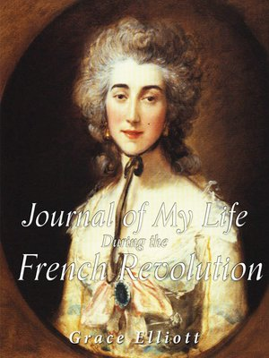 cover image of Journal of My Life during the French Revolution
