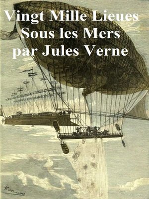 cover image of 20,000 Lieues sous les Mers