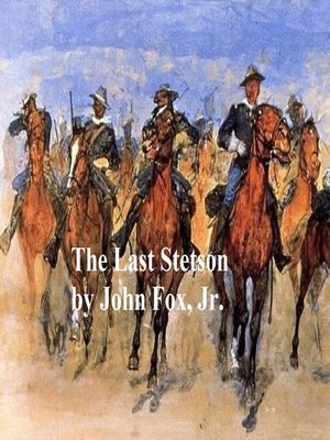 cover image of The Last Stetson