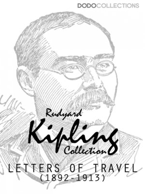 cover image of Letters of Travel (1892-1913)