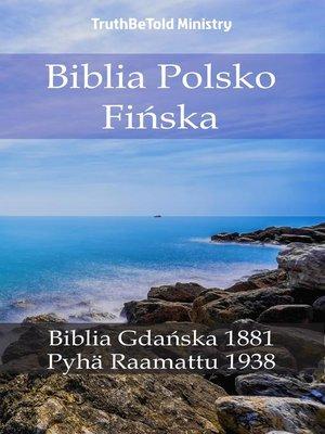 cover image of Biblia Polsko Fińska
