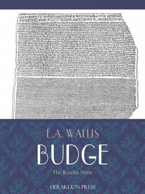 cover image of The Rosetta Stone