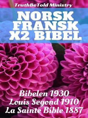 cover image of Norsk Fransk x2 Bibel