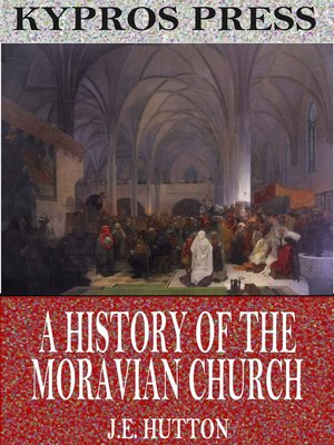 cover image of A History of the Moravian Church