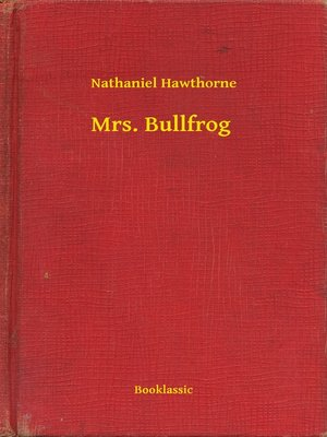 cover image of Mrs. Bullfrog
