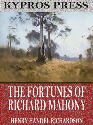 cover image of The Fortunes of Richard Mahony